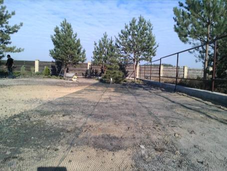 Укладка рулонного газона (подготовка)