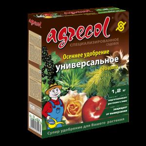 Удобрение Agrecol осеннее универсальное, 1,2кг
