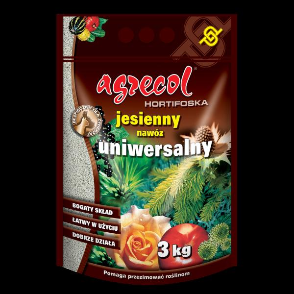 Удобрение Agrecol Hortifoska осеннее универсальное
