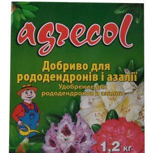 Удобрение Agrecol для рододендронов и азалии, 1,2кг