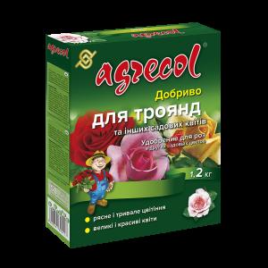 Удобрение Agrecol для роз, 1,2кг