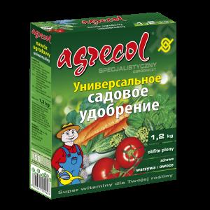 Удобрение Agrecol садовое универсальное, 1,2кг