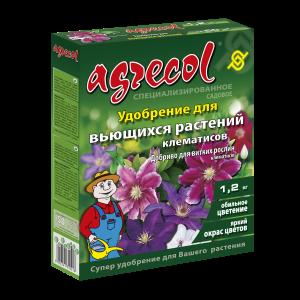 Удобрение Agrecol для вьющихся растений и клематисов, 1,2кг