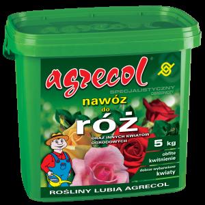 Удобрение Agrecol для роз, 5кг