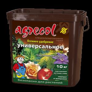 Удобрение Agrecol осеннее универсальное, 10кг
